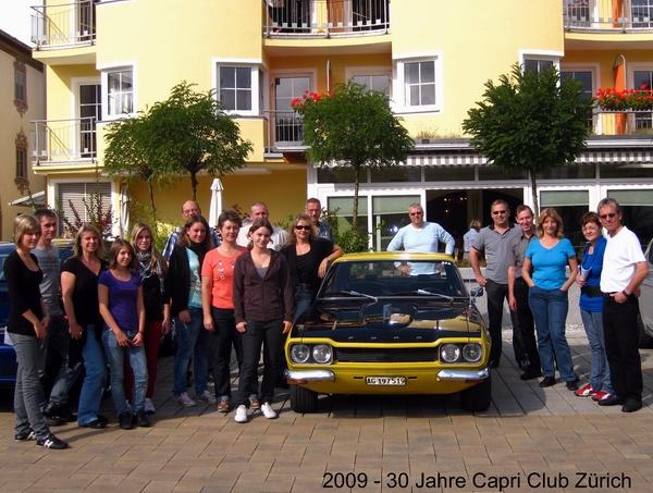 Capri Club Schweiz